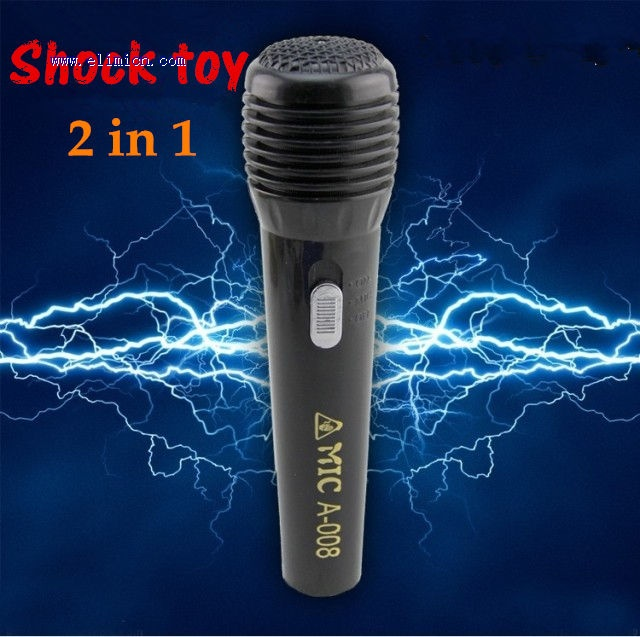 Shock Microphone