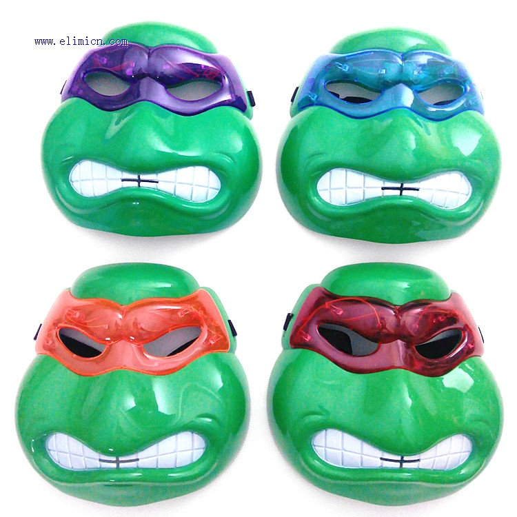 Turtle Led Mask
