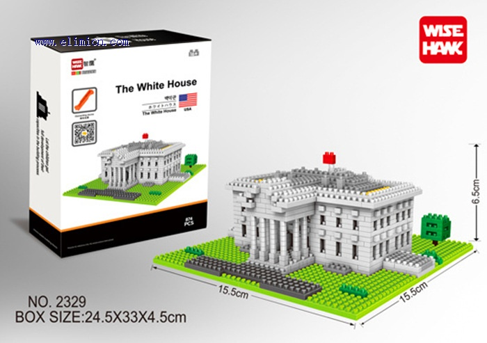 Wisehawk white house 2329