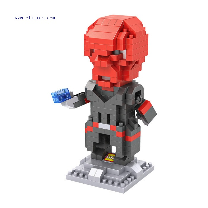 LOZ Nanoblocks Super hero 9520