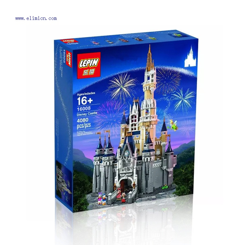 Lepin Disney Castle Building Blocks 16008