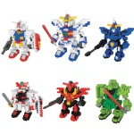 BOYU Gundam Micro Blocks