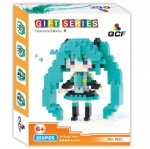 QCF Mini Blocks Hatsune Miku 9522