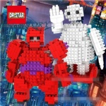 DR STAR 3IN1 Big Hero 6 Baymax