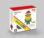 Weagle Diamond blocks Minions 2265