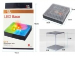 Weagle NanoBlocks LED Base Display 2236
