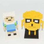 Adventure Time Diamond Blocks
