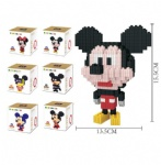 Middle Blocks Disney Mickey Mouse Series