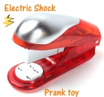 Electric Shock Toys Stapler
