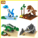 LOZ DIY Blocks dinosaur series
