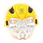 Bumblebee Flashing Mask