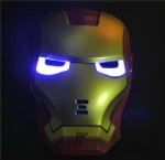 Ironman Led Mask