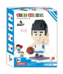 SLAM DUNK Mini Blocks 9520