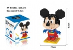 BOYU Blocks Mickey mouse 8162A