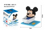 BOYU Blocks Mickey mouse 8167A