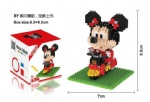 BOYU Blocks Mickey mouse 8168A