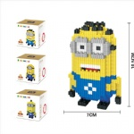 Minions Middle blocks