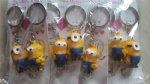 Minions Couple Key Ring