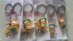 Minions Couple Key ring Hawaii