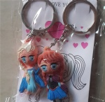 Couple Key Ring Frozen