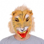 Halloween Mask Tiger