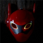 Big Hero 6 Led Mask