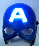 Captain America Led Mask