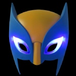 Wolverine Led Mask