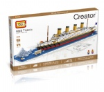 LOZ Blocks Titanic 9389