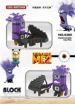 LELE Minions Blocks