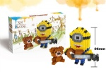 LELE Minions Blocks 6260