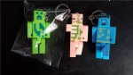Minecraft Keychain Auction Minifigures