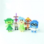 Inside Out Nanoblocks
