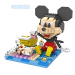 LOZ Micro Blocks Disney Mickey Mouse 9634