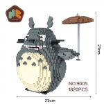 HC Magic Mini Blocks Totoro 9005