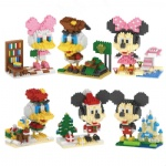 GEM Mini Blocks Disney series 815
