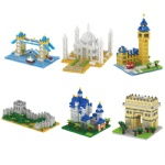 GEM Mini Blocks World Famous Building series 817