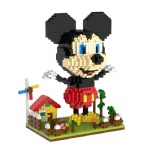 HC Mini Blocks Disney Mickey Mouse 9013