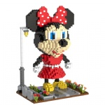 HC Mini Blocks Disney Minnie Mouse 9015