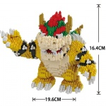 Balody King Bowser 16012