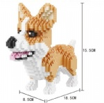 Balody Dog Corgi 16043