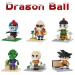 Balody Dragon Ball figures