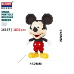Balody Mini Blocks Disney Mickey 16167
